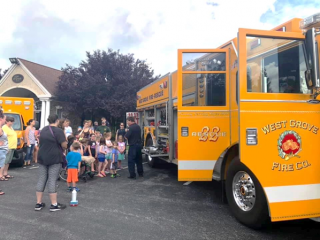 West Grove Fire Company Community Event