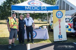 Medic 94 Staff Table